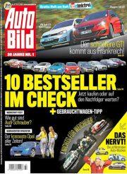 Titelblatt Auto Bild