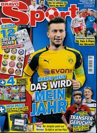 Titelblatt Bravo Sport