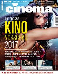 Titelblatt Cinema