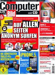 Titelblatt Computer Bild mit CD