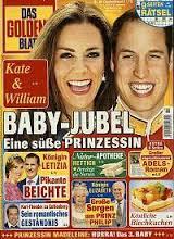 Titelblatt Das goldene Blatt