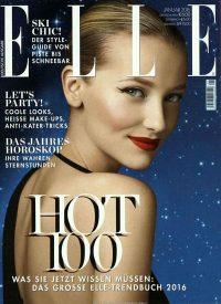 Titelblatt Elle