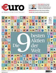 Titelblatt Euro