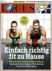 Titelblatt Focus