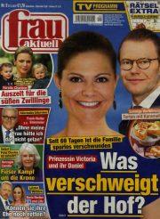 Titelblatt Frau aktuell