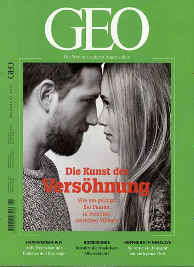 Titelblatt GEO