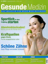 Titelblatt Gesunde Medizin