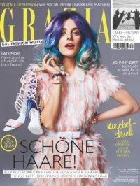 Titelblatt Grazia