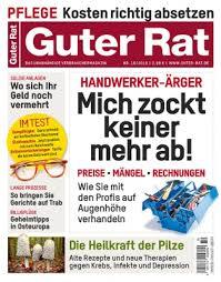 Titelblatt Guter Rat