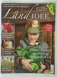 Titelblatt LandIdee