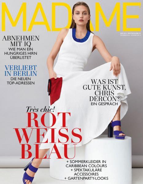 Titelblatt Madame