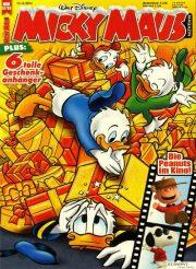 Titelblatt Micky Maus