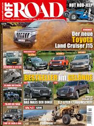 Titelblatt Off Road