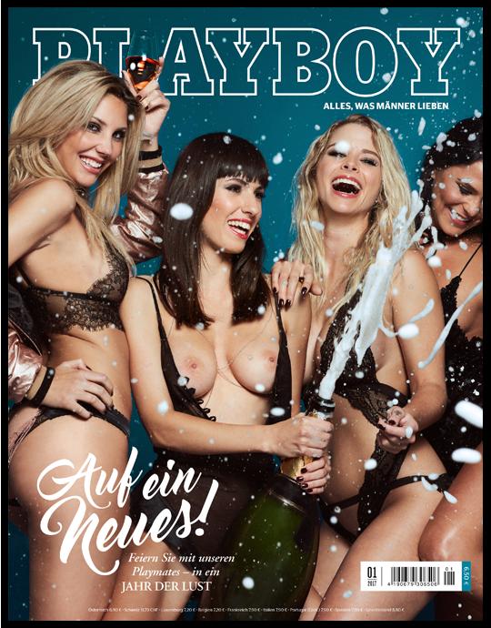 Titelblatt Playboy