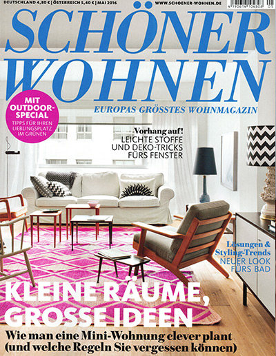 Titelblatt Schoener Wohnen
