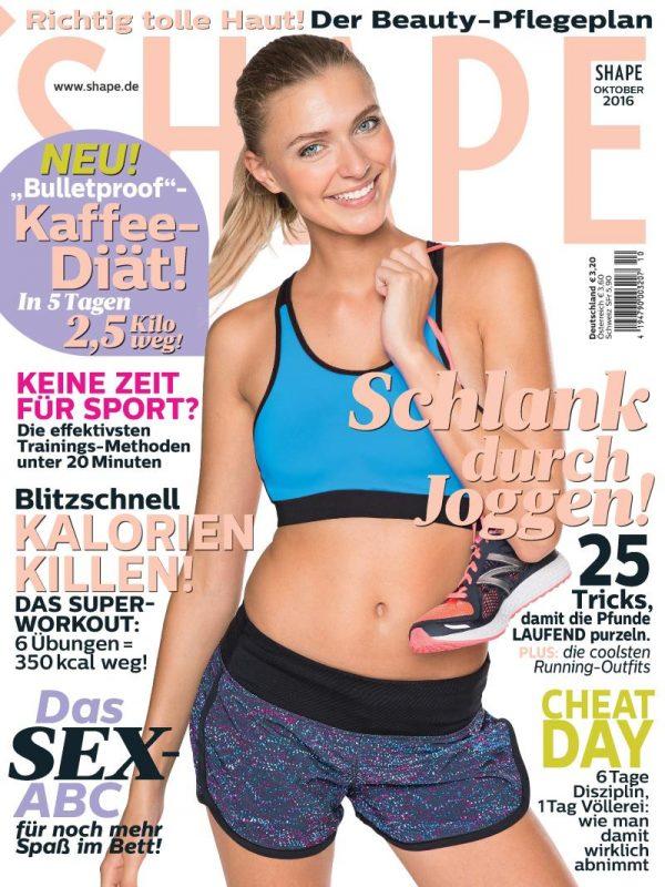 Titelblatt Shape