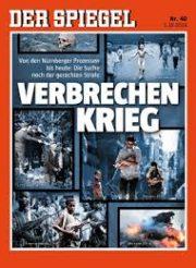 Titelblatt Der Spiegel