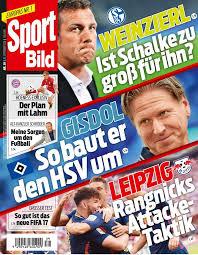 Titelblatt Sport Bild
