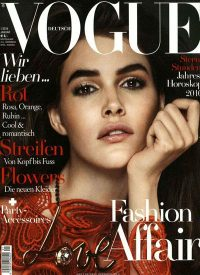 Titelblatt Vogue
