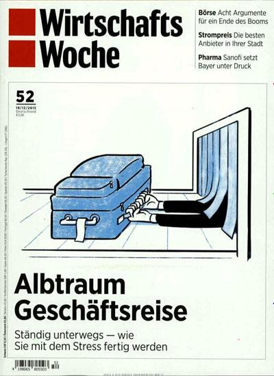 Titelblatt Wirtschaftswoche