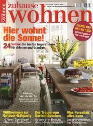 Titelblatt Zuhause Wohnen