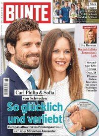 Titelblatt Bunte