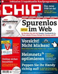 Titelblatt Chip mit DVD