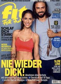 Titelblatt Fit for Fun