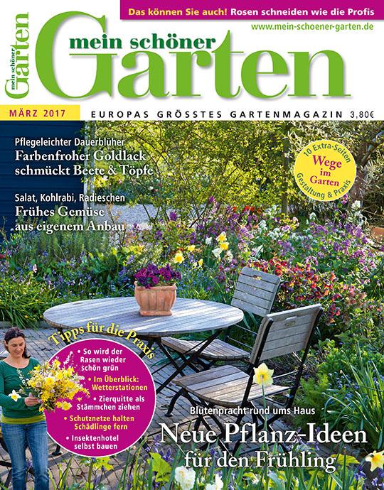 Titelblatt mein schöner Garten