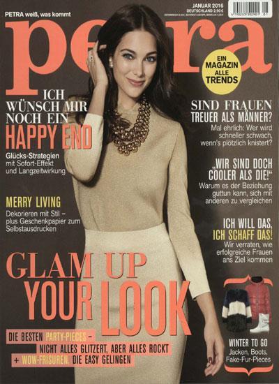 Titelblatt Petra