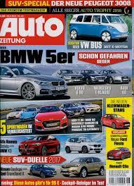 Titelblatt Auto Zeitung