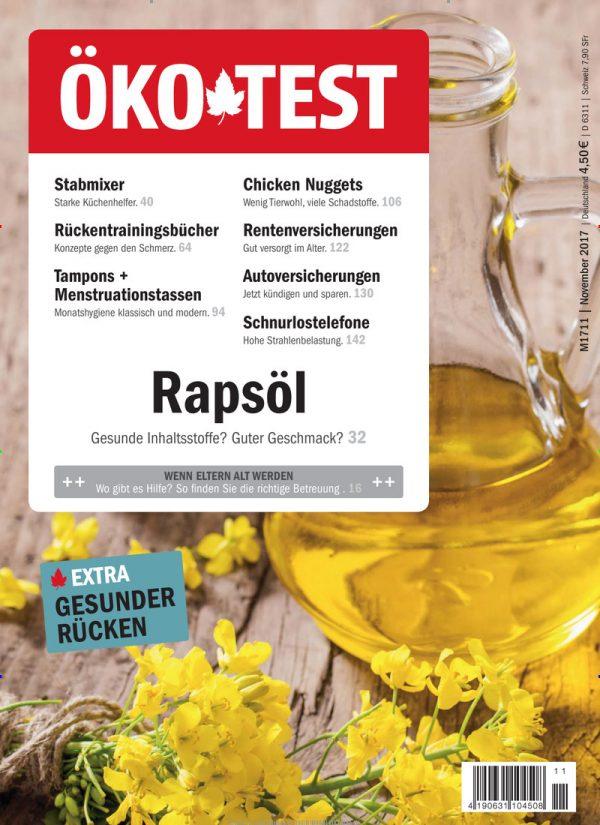 Öko Test Magazin
